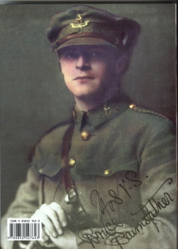 Bruce Bairnsfather in the uniform of the Royal Warwickshire Regiment around 1914