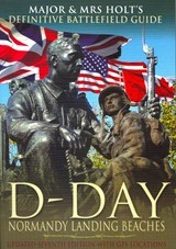 Major Holts Definitive D Day Normandy Beaches Guide-book direct from the authors with free map