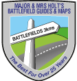Major and Mrs Holt's Battlefield Guides and Maps the best for over 25 years